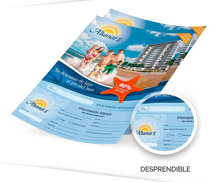 Flyers Design Guayaquil